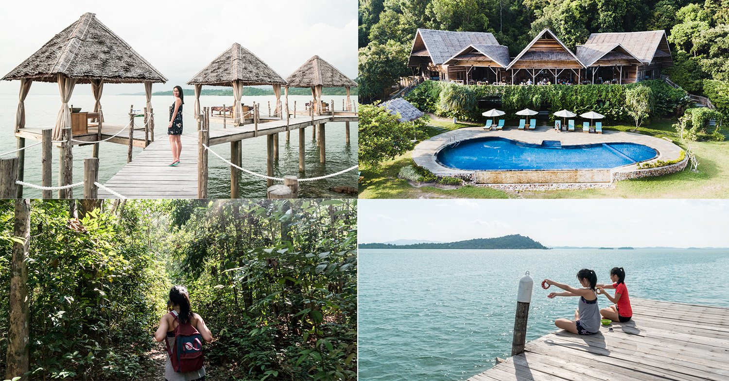"Telunas Resorts 3D2N Itinerary - Secret ""Maldives"" Near Singapore With Separate Islands For Nua-ing & Beach Activities"