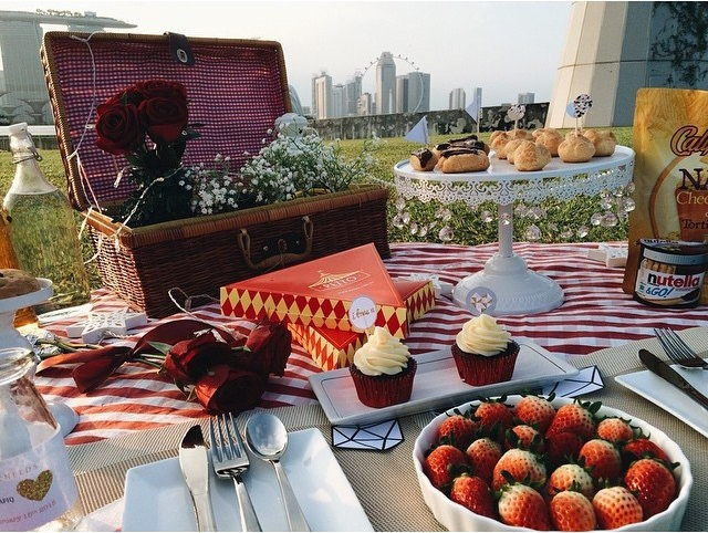 PicNeeds themed picnic setups catering companies in Singapore