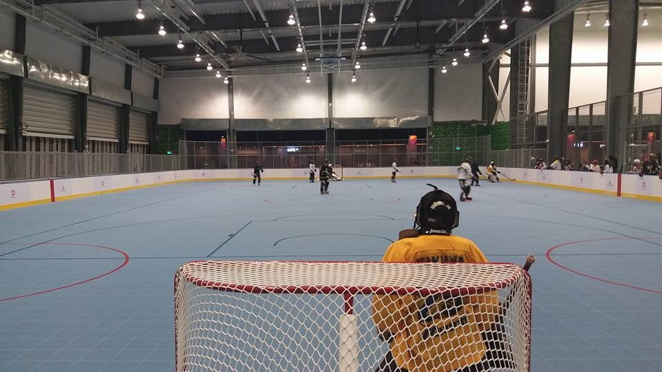 Exercise communities and sports clubs to join for beginners to try new sports Singapore Inline Hockey