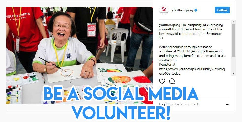 7 New Volunteering Activities In SG That Have Popped Up Since Your CIP Times At Homes & Flag Day