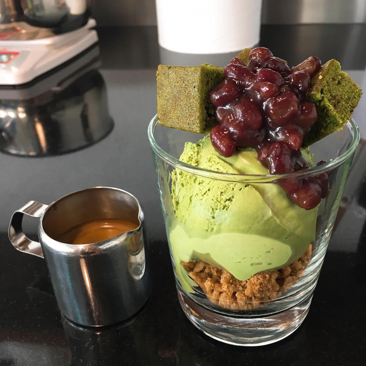 obscure cafes - matcha-gato