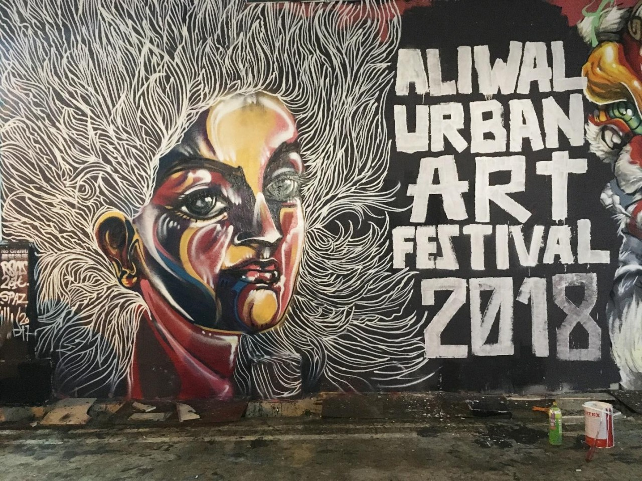 Singapore Art Week - aliwal arts festival