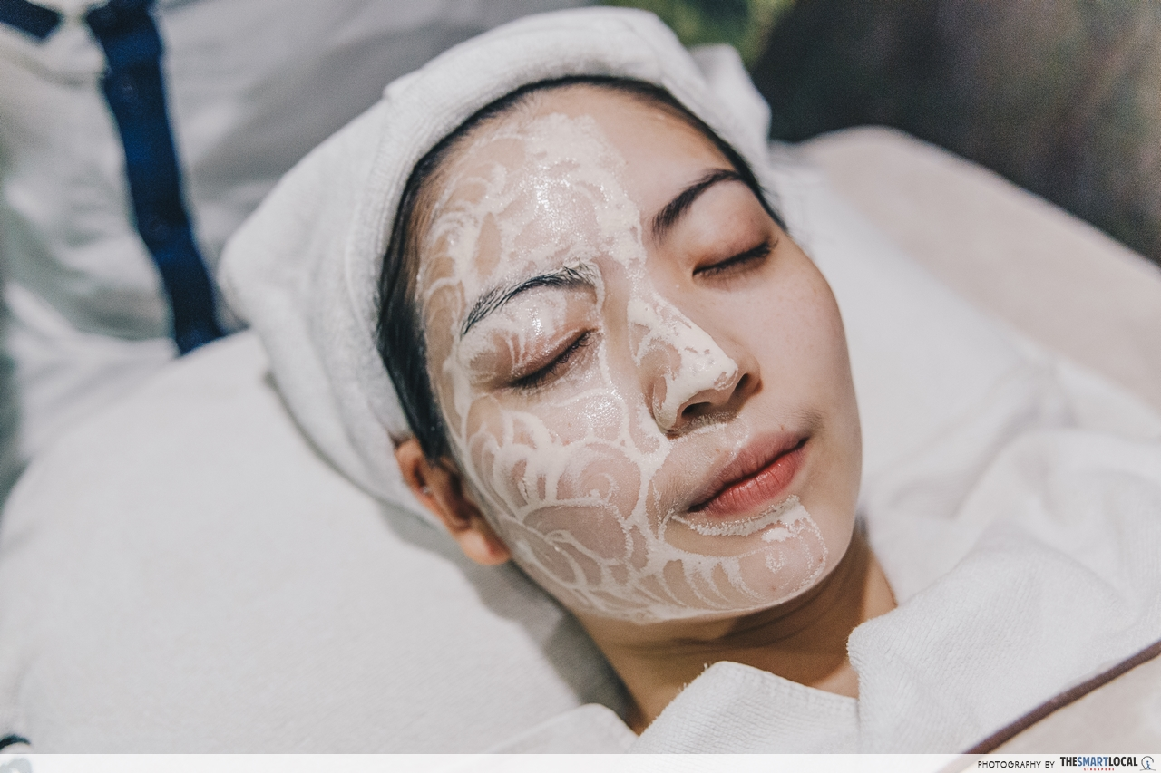 Mirage Aesthetic's BB Covered Foundation Facial From Korea Will