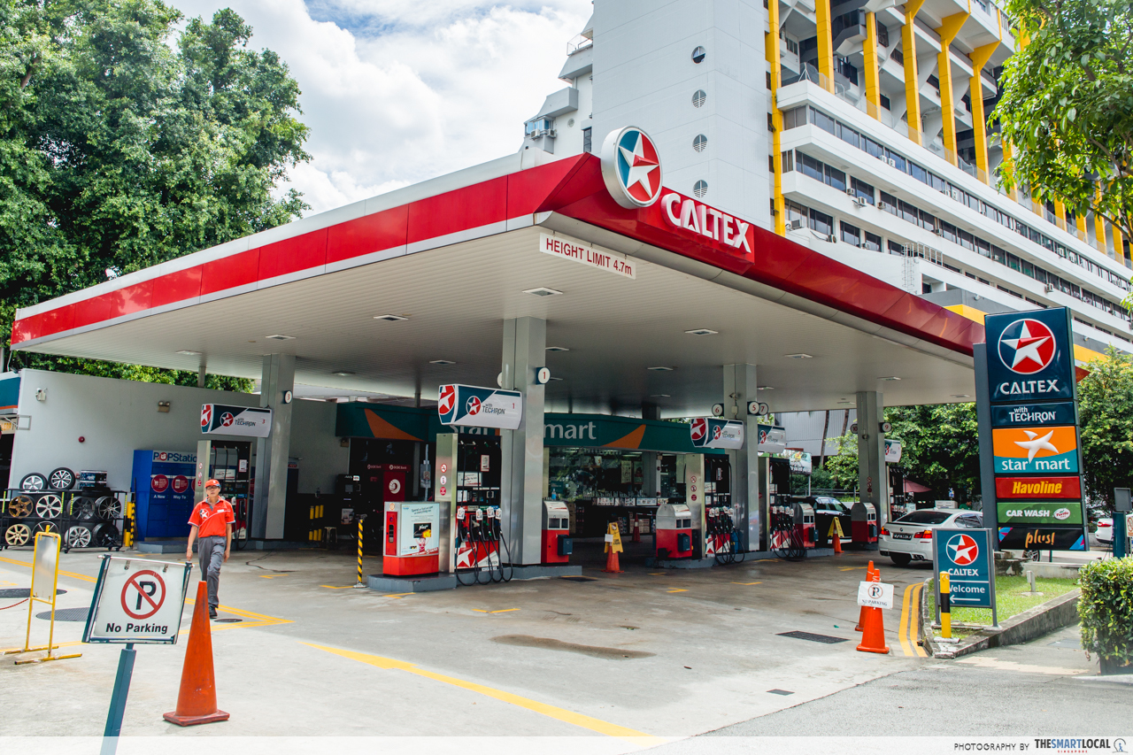 caltex linkpoints