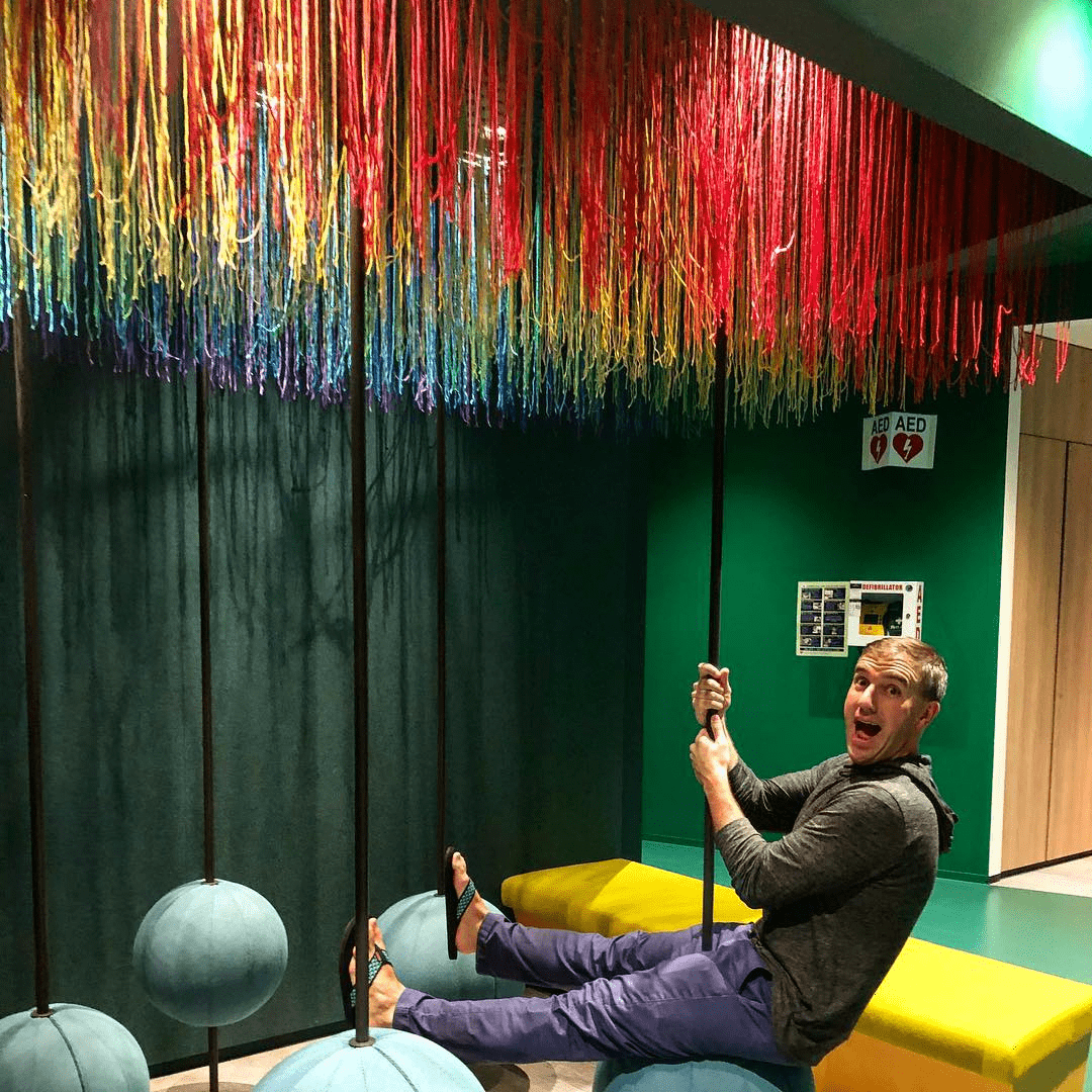 Fun google office - Singapore