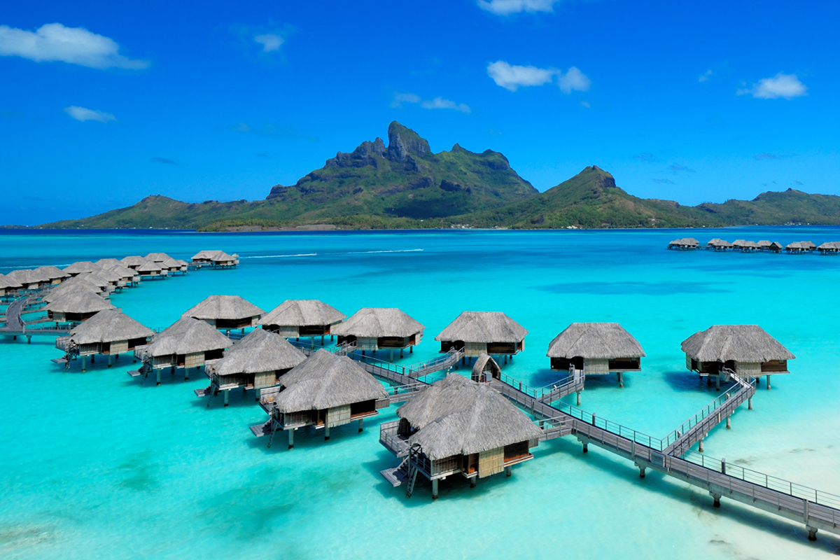 bora bora overwater resorts
