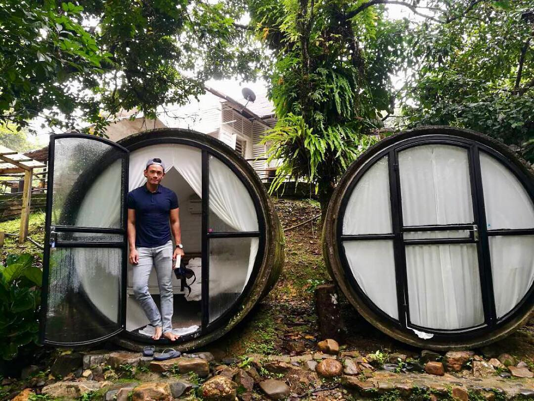 tube hotel malaysia time capsule forest retreat