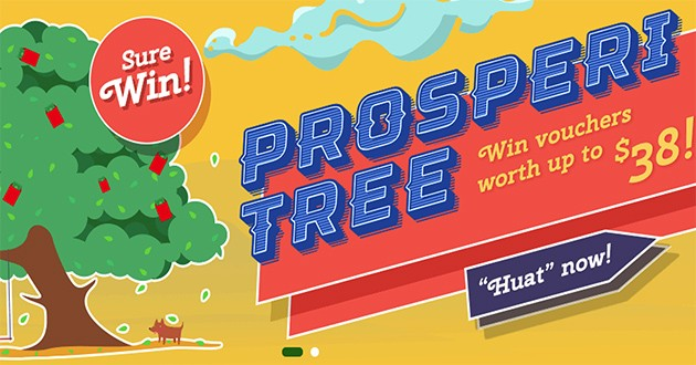 brand's sure-win online prosperitree game