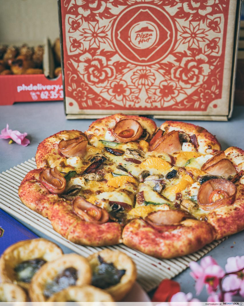 Is Pizza Hut Open On Christmas.6 Limited Time Dishes From Pizza Hut S Cny Menu To Jia Liao