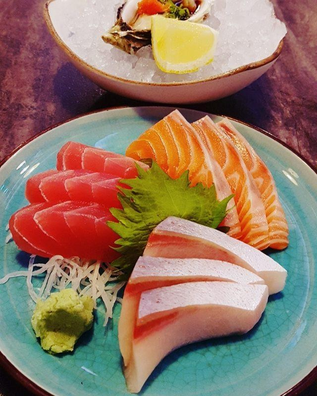 sashimi - the sushi bar