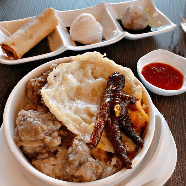 Feb 2018 cafes and restaurants (37) - MYO Restobar marinated pork ribs and braised chicken feet with dimsum