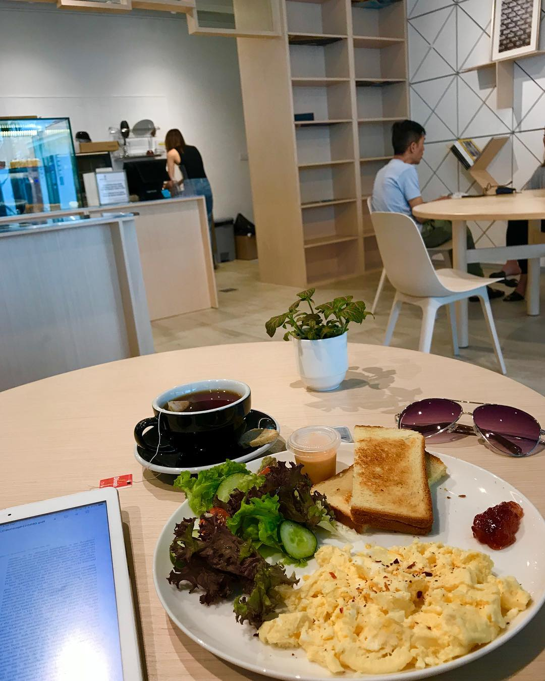 Feb 2018 cafes and restaurants (13) - Seeds Cafe food and interior