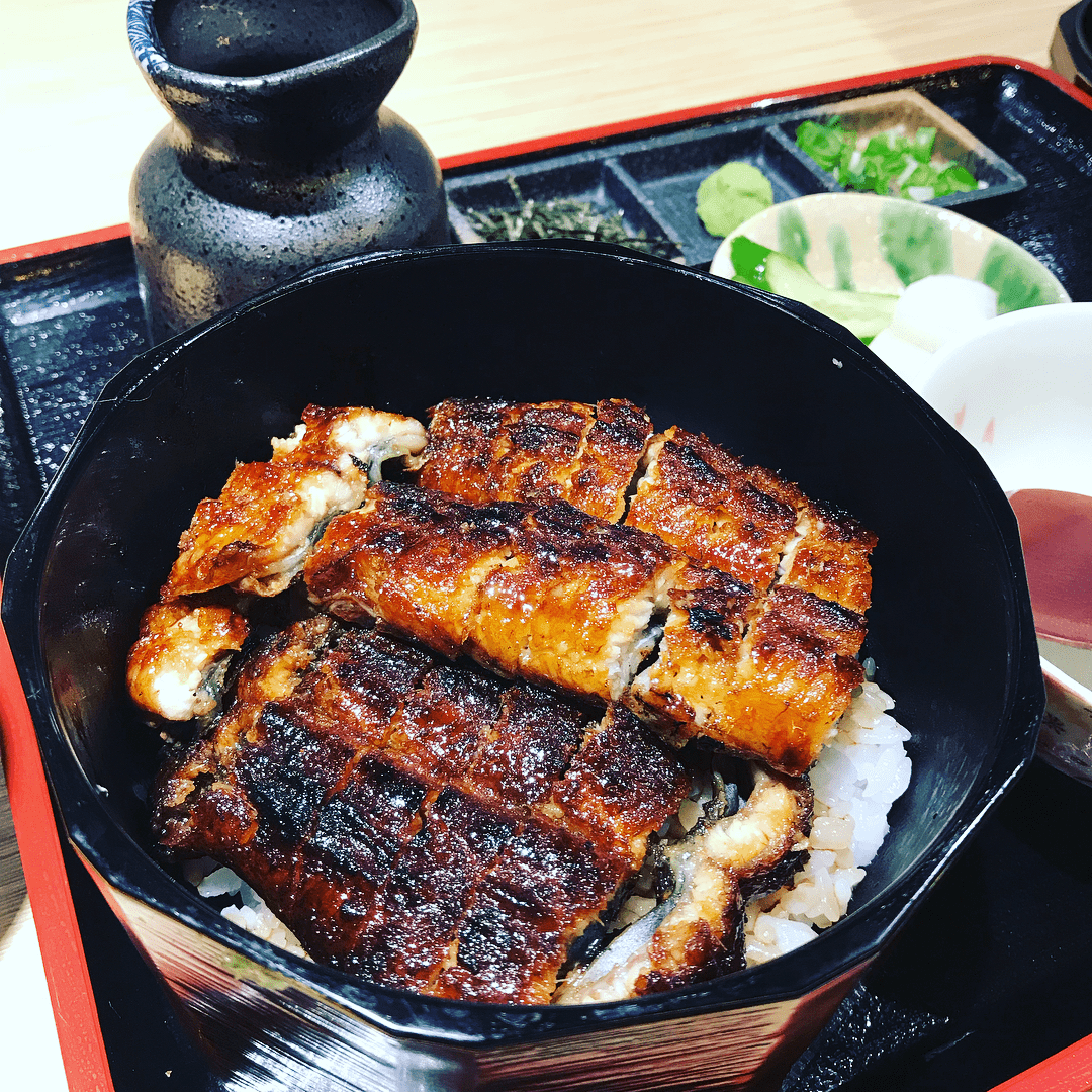 Feb 2018 cafes and restaurants (28) - Uya hitsumabushi unagi don
