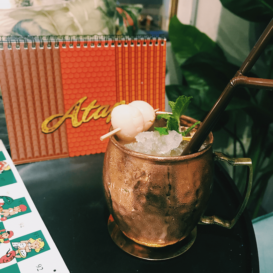 Feb 2018 cafes and restaurants (38) - Atap Bar drink