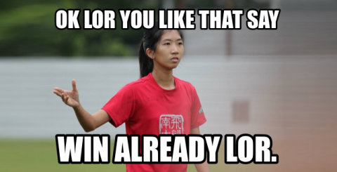 Funny I Love You Meme For Her : Slangs only a true blue singaporean will know thesmartlocal