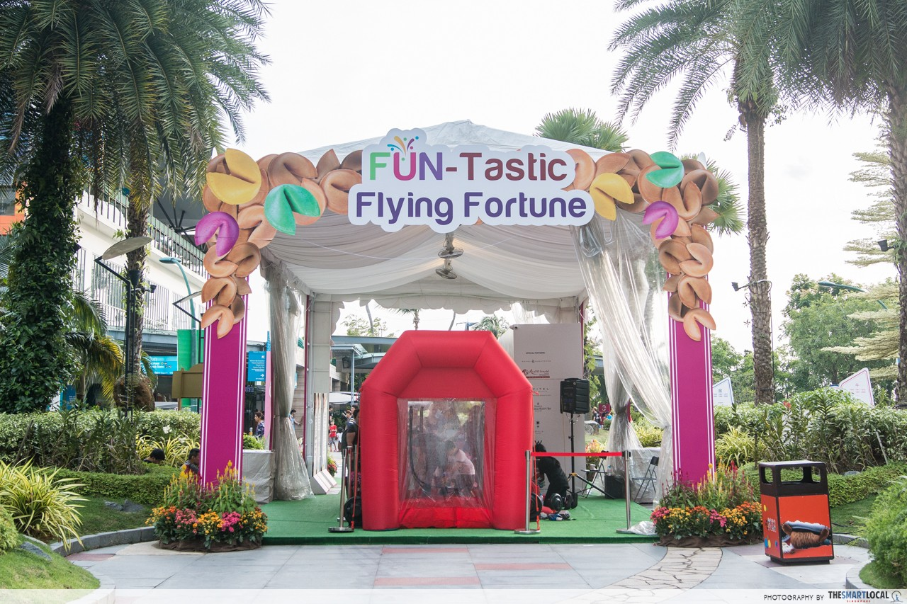 Sentosa - Fun-tastic Flying Fortune
