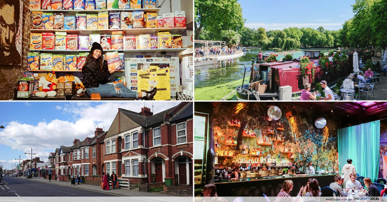 5 Non-Touristy Places To Visit In London Away From Museums & Musicals