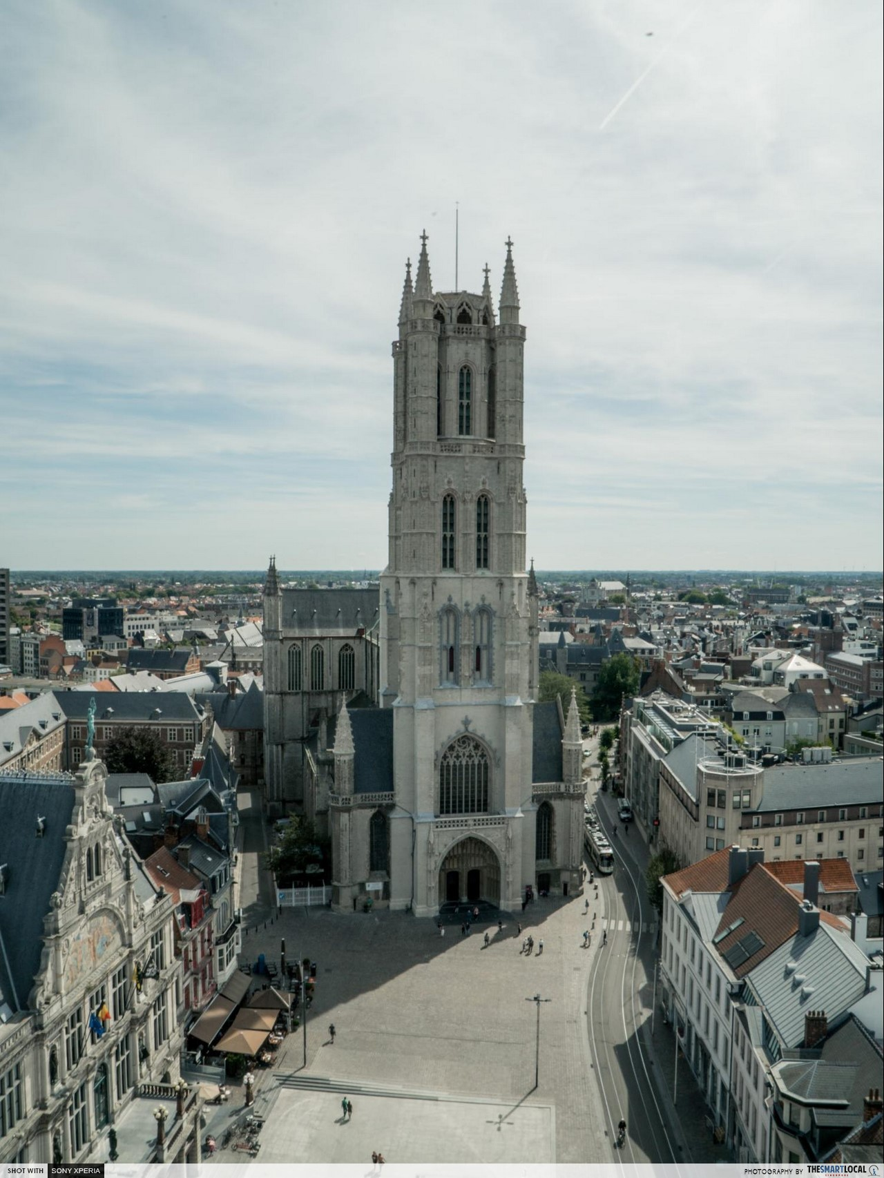 Brussels 7 things (8) - Ghent cathedral