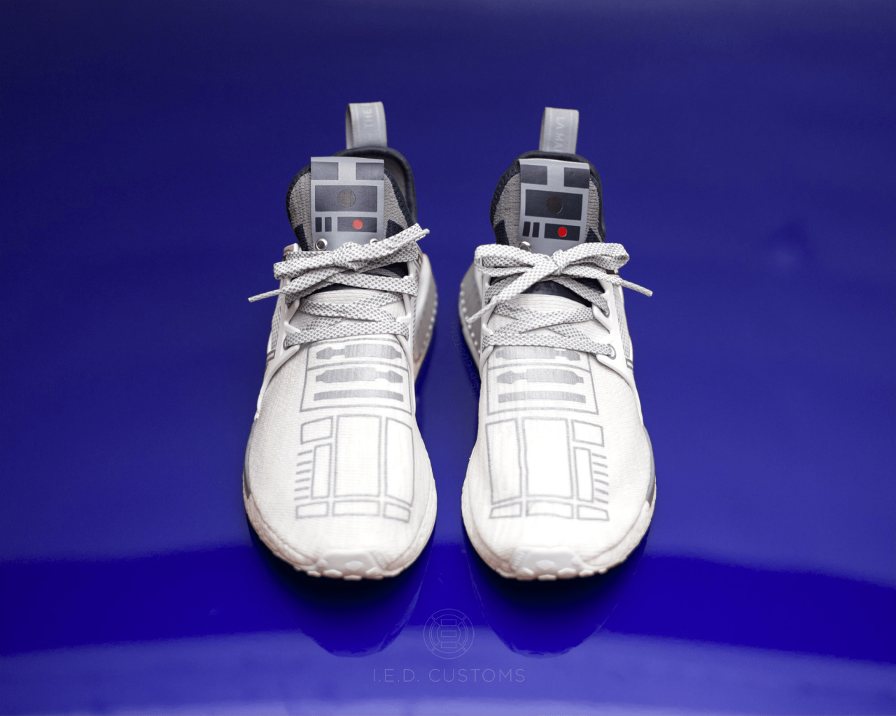 Innovated Elemental Designs (IED) R2D2 NMDs