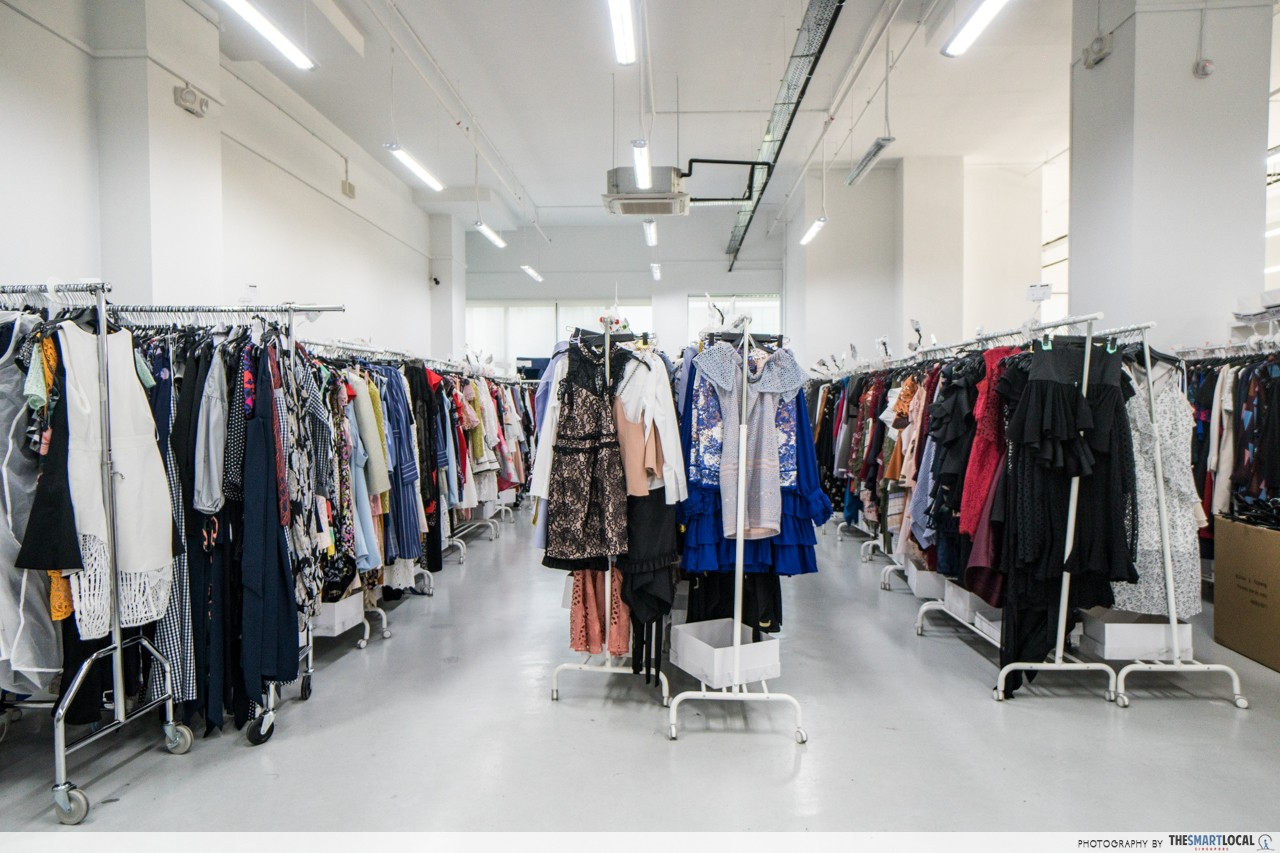 styletheory singapore office designer clothes