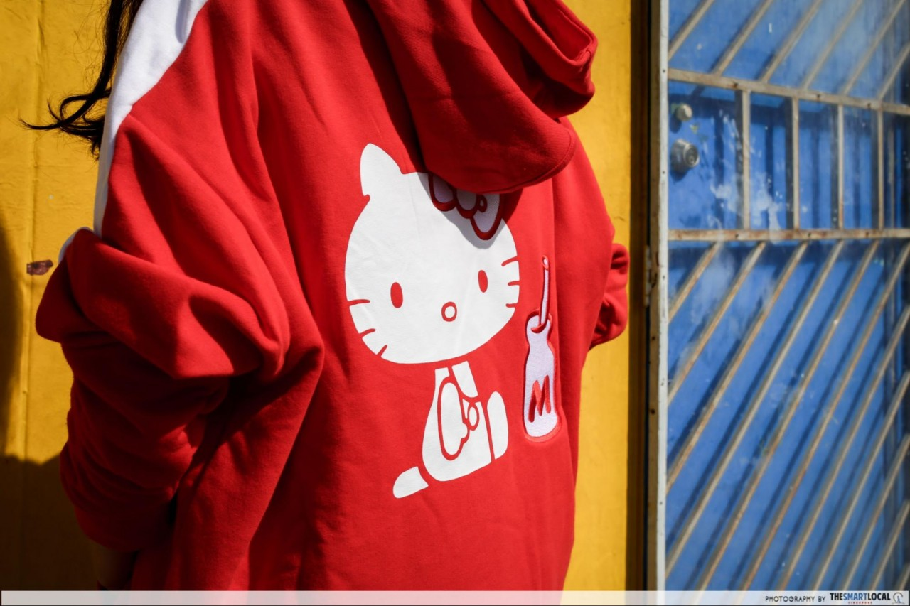 PUMA s Spanking New Hello Kitty Collection Shows Red Is Not Just For ... 0875a1fd8