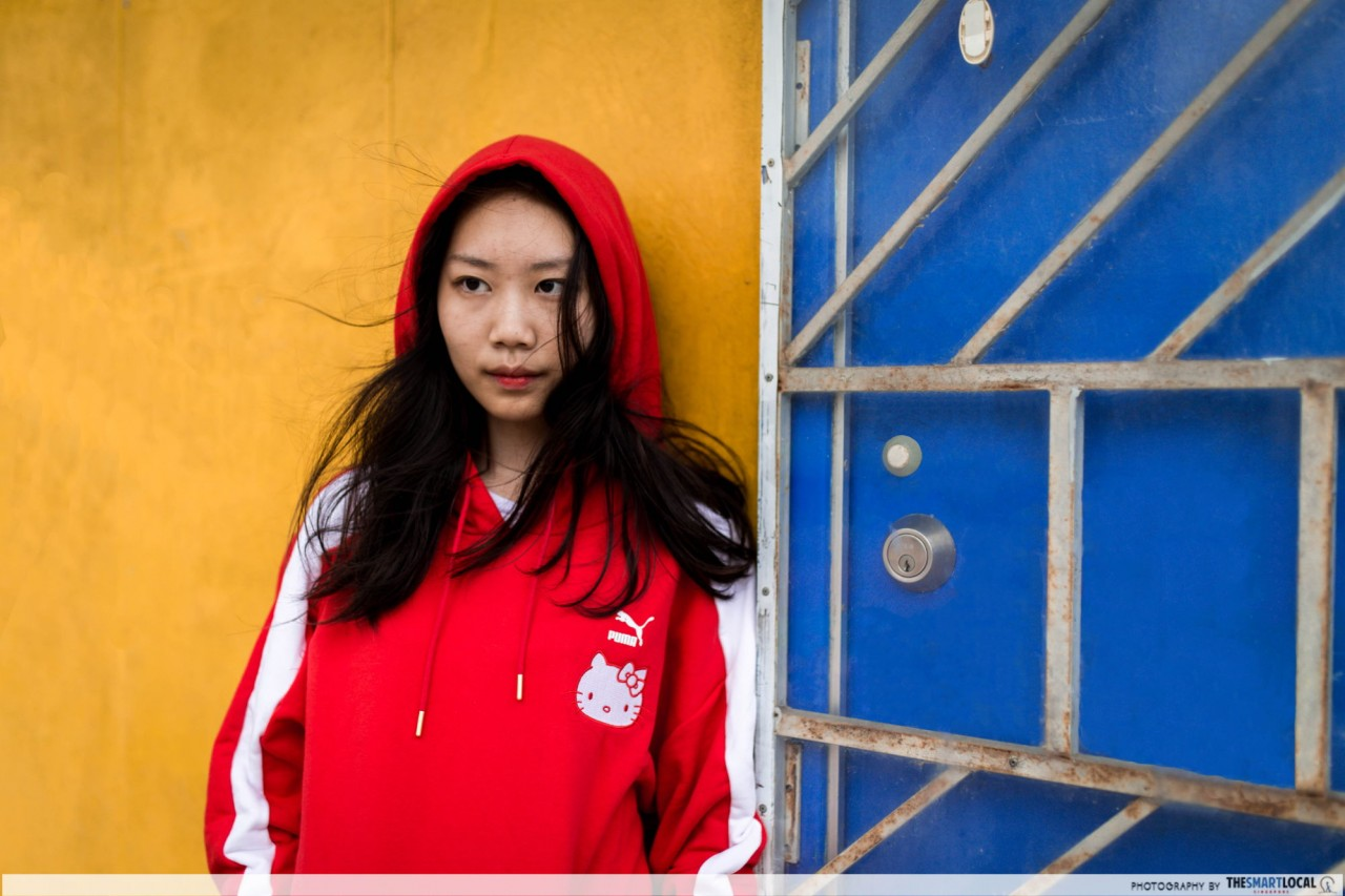 PUMA - sports hoodie front