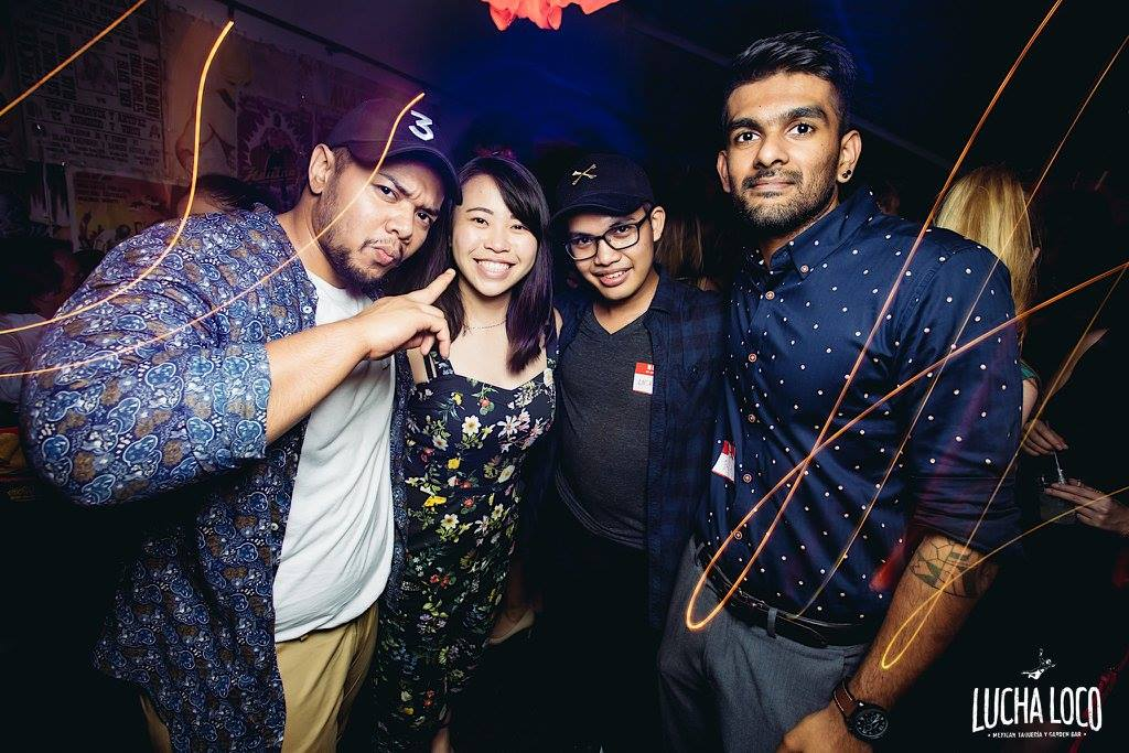 Valentine's singles' parties (9) - Hearts Go Loco with Amiril, Fifi and company