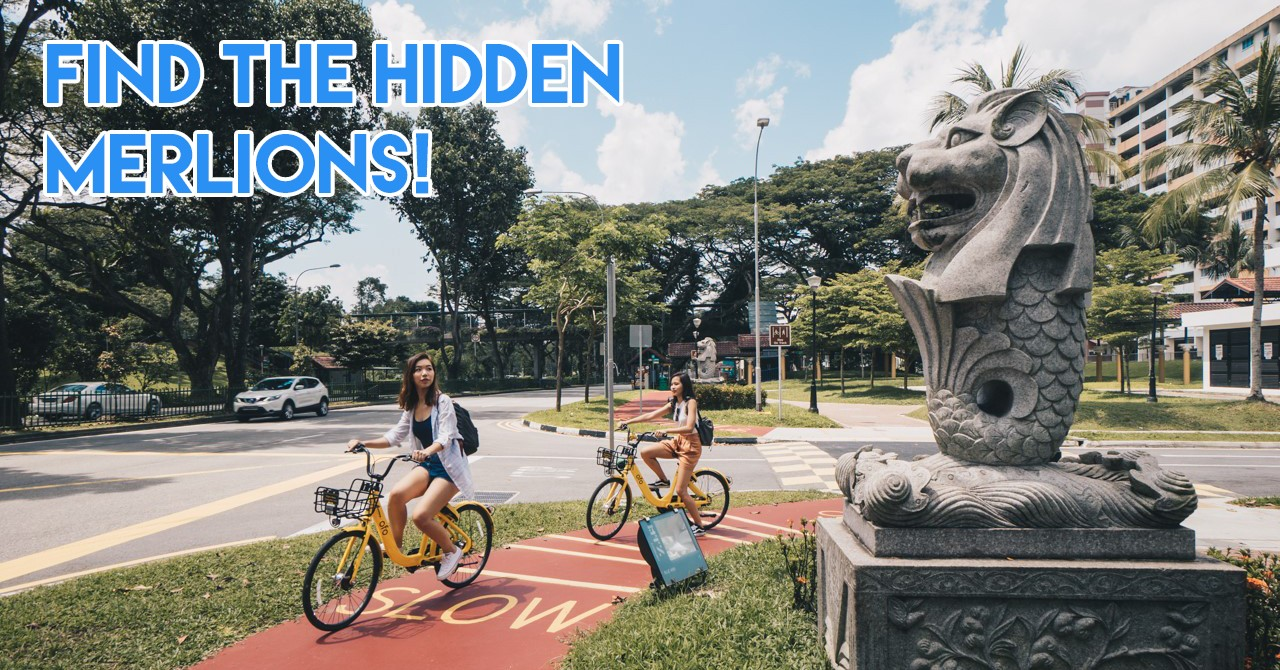 12 Obscure Bike Adventures In Singapore When You Have No Budget But Want To Explore
