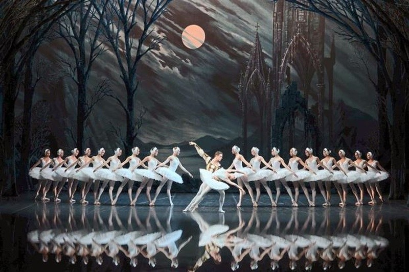 swan lake performance the american ballet theatre