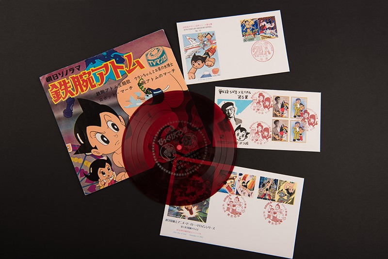 astroboy stamps singapore