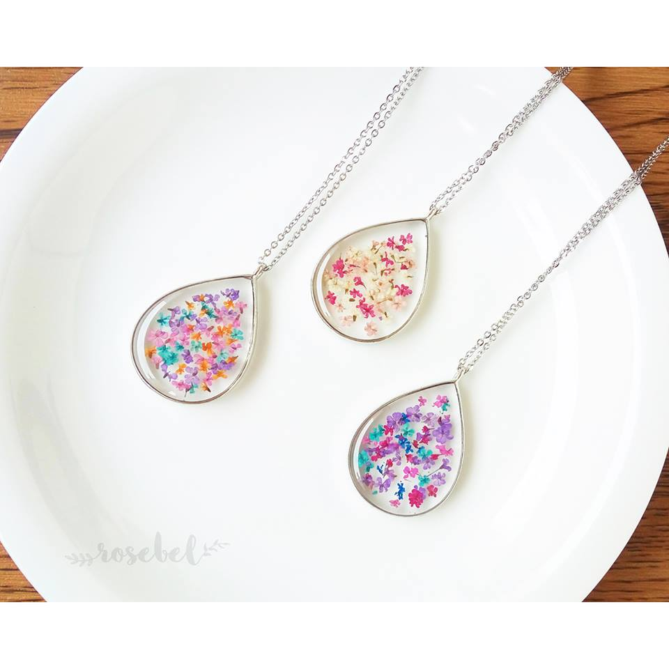 handmade necklaces as presents for valentine's day