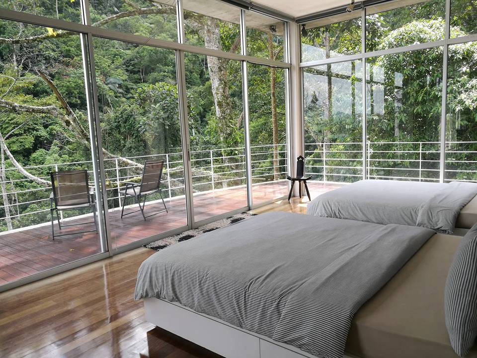 The Glasshouse @ 325 bedroom