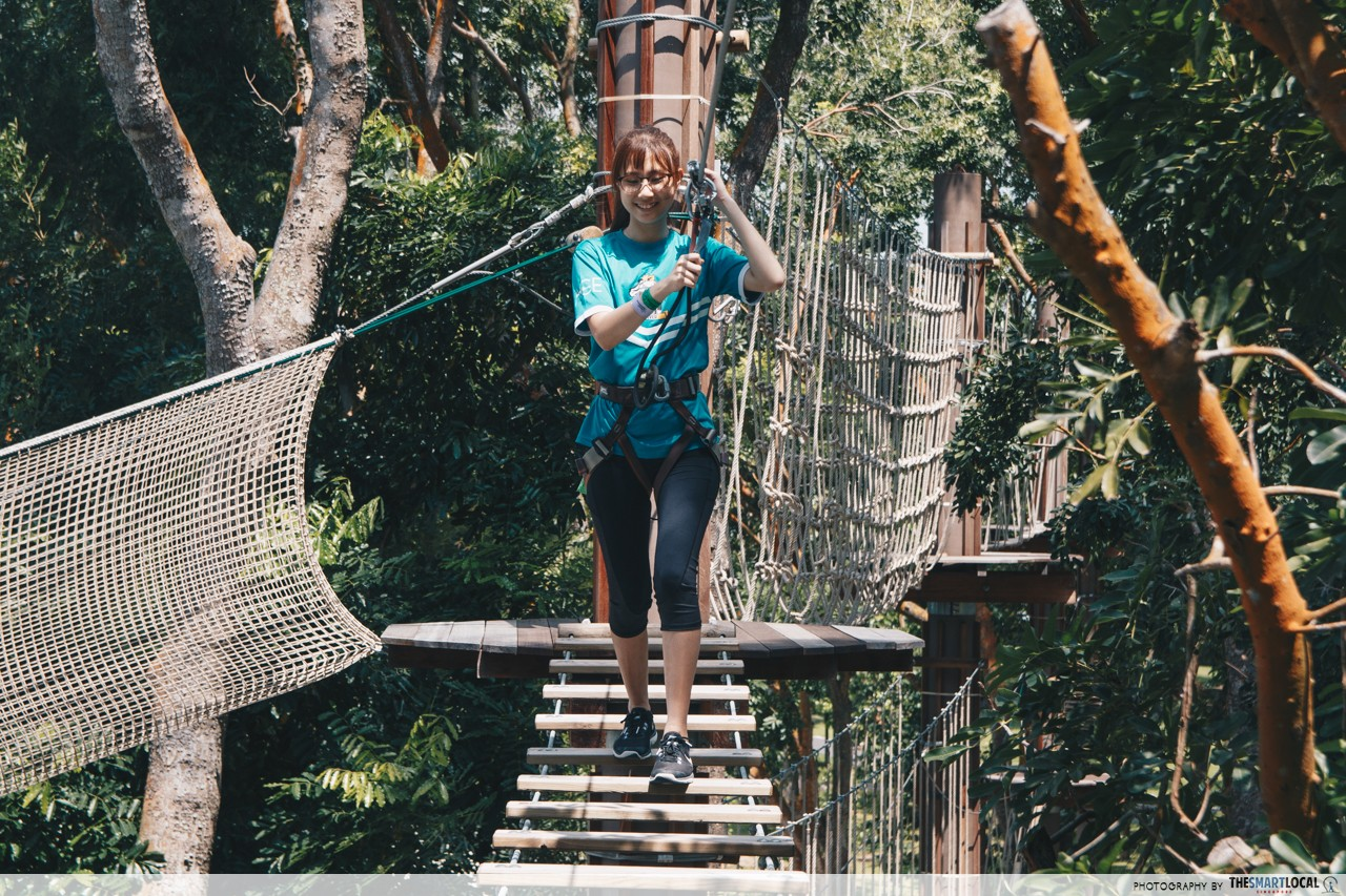 Awesome Adventure Tour in Singapore