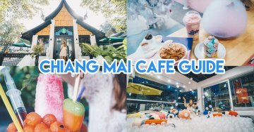 10 Chiang Mai Cafe Concepts You'll Never Find In BKK - Glamping, Lakeside & Treetop Spots