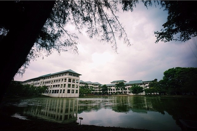 Haunted secondary schools (3) - Chung Cheng Lake