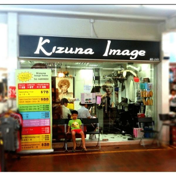 Cheap hair salons - kizuna image