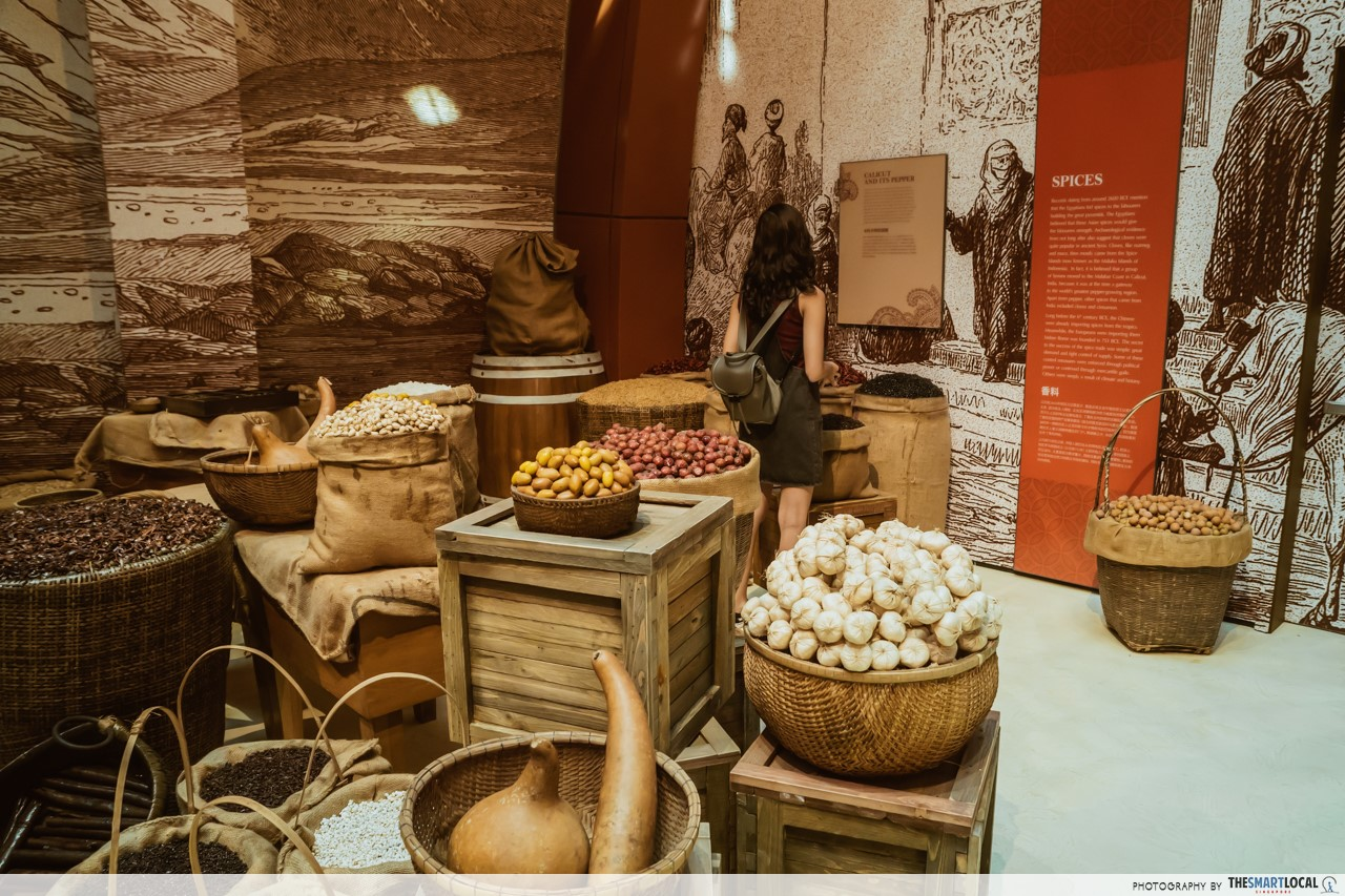 Revamped Maritime Experiential Museum - Oman and Calicut ports