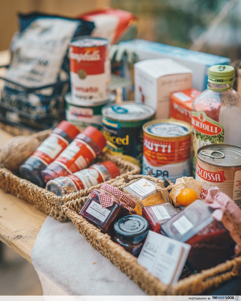 Camp Meating - Canned goods