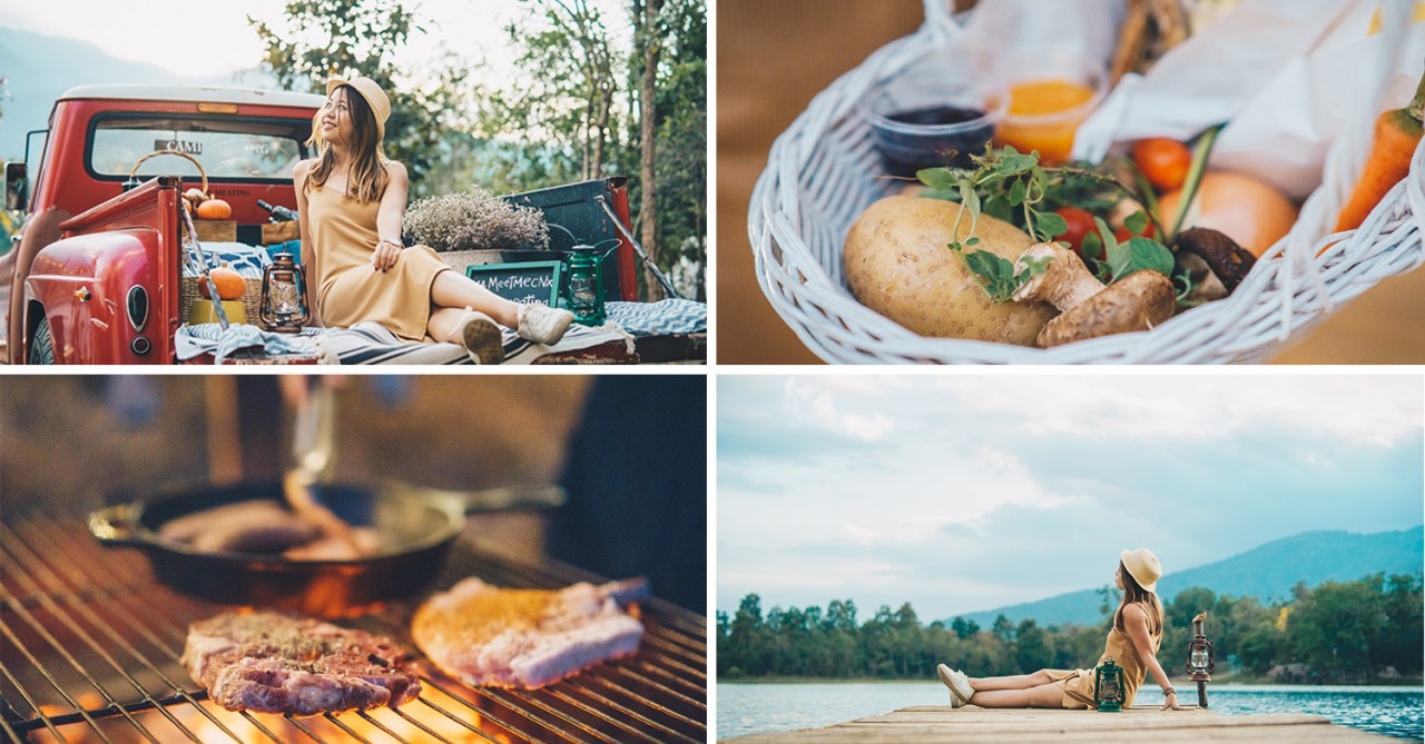 Camp Meating - This Luxury BBQ Glamping Spot In Chiang Mai Is The Stuff Of Coachella Dreams