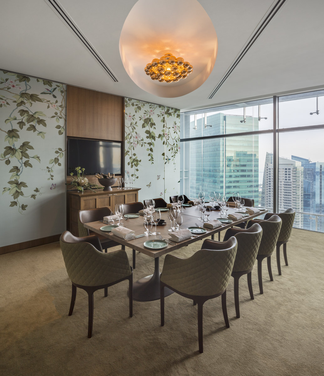 private dining rooms | 10 Private Dining Rooms In Singapore To Impress Your ...