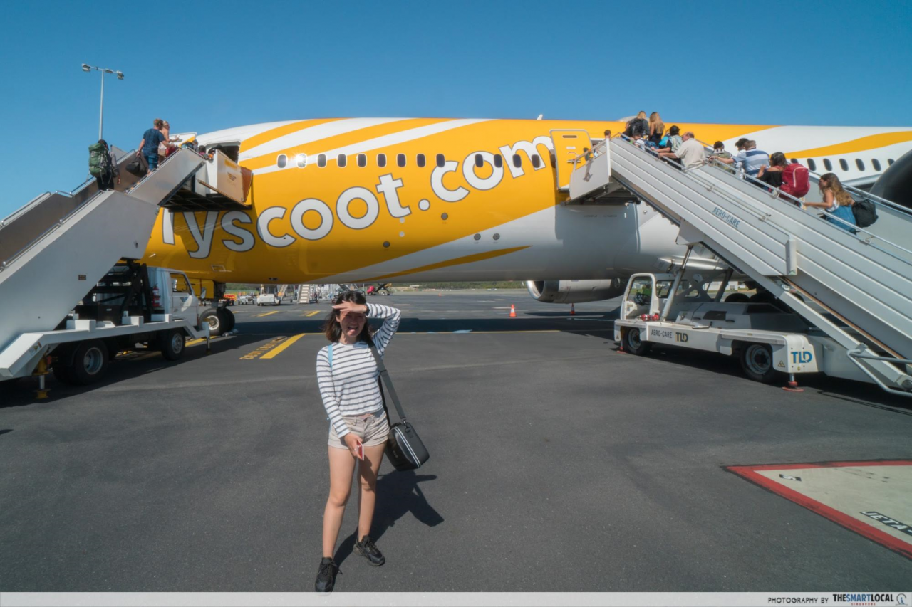 scoot to gold coast