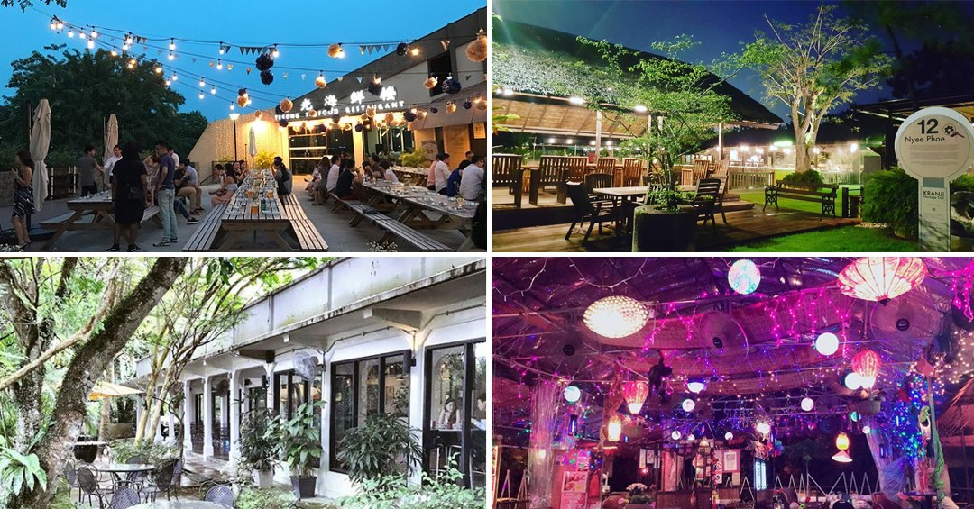 9 Restaurants & Cafes On Singapore's Furthest Edges To Siam The 6 Million People In Town