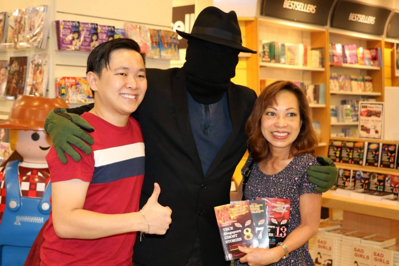 local singaporean childhoood books true singapore ghost stories