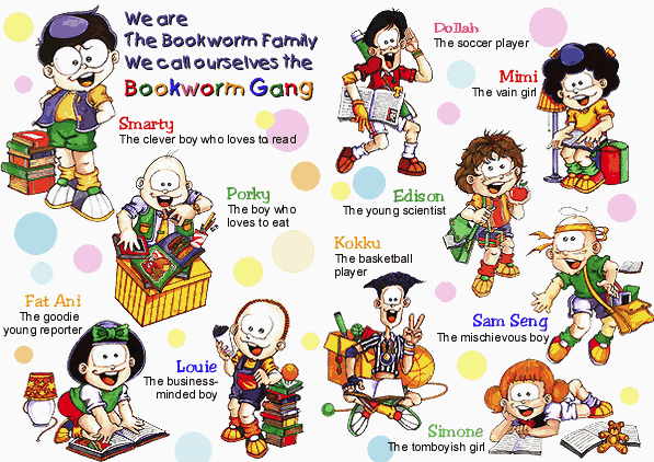 local singaporean childhoood books bookworm short stories