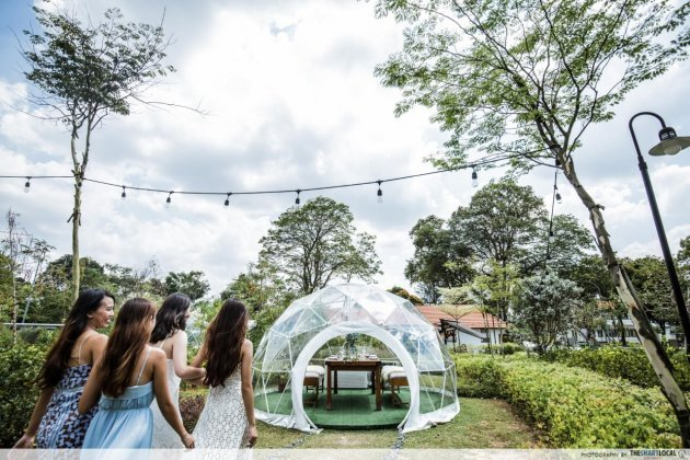 Places To Have Baby Showers Uk ~ Garden party venues in singapore for mini celebrations from baby