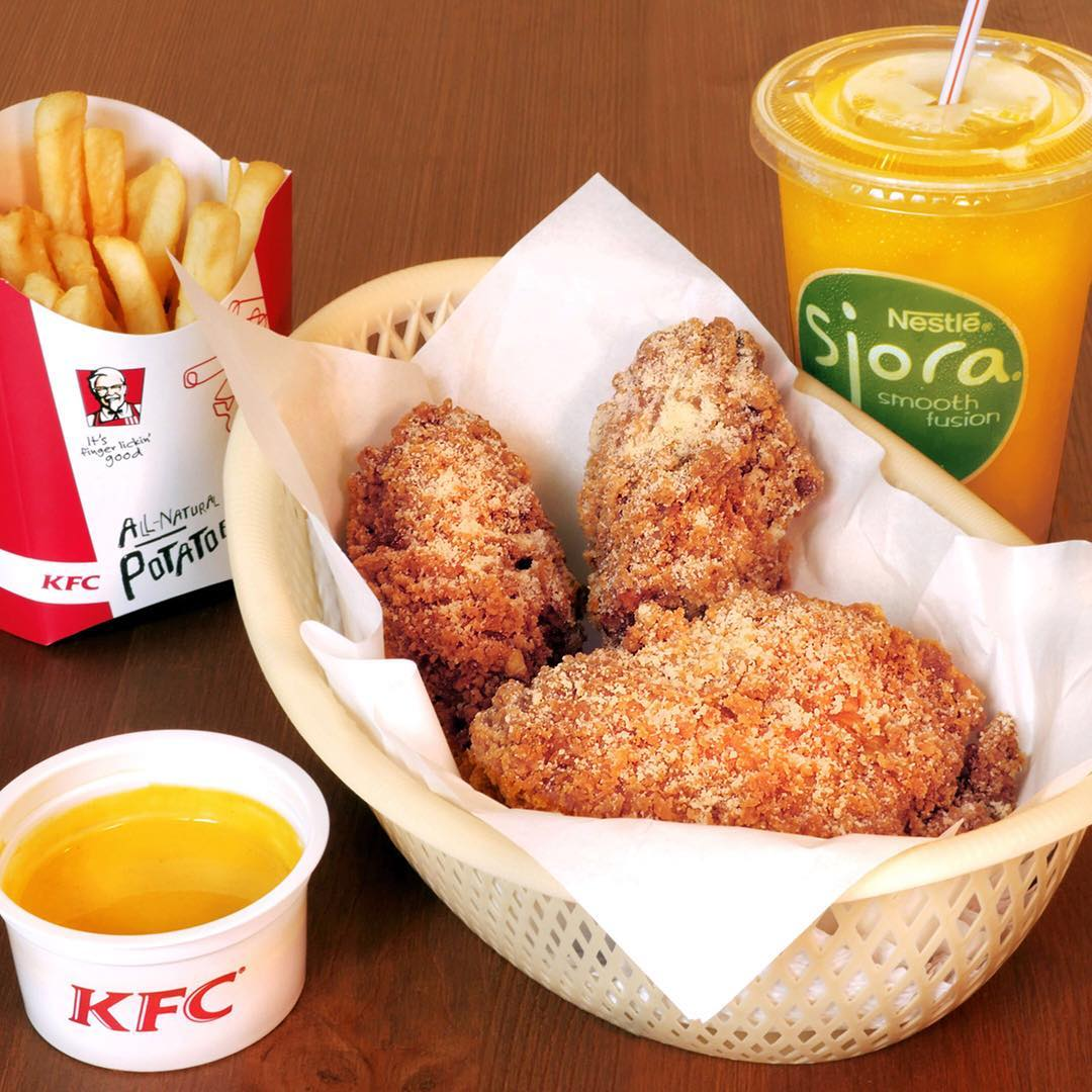March lobangs - KFC