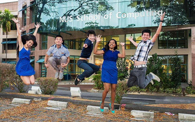 Top 10 University Scholarships In Singapore For Prospective Students In 2018