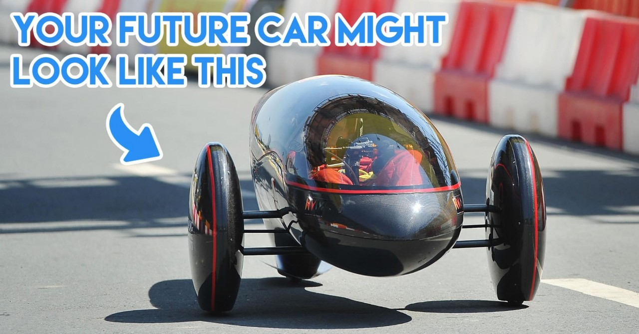 make the future 2018 eco-car