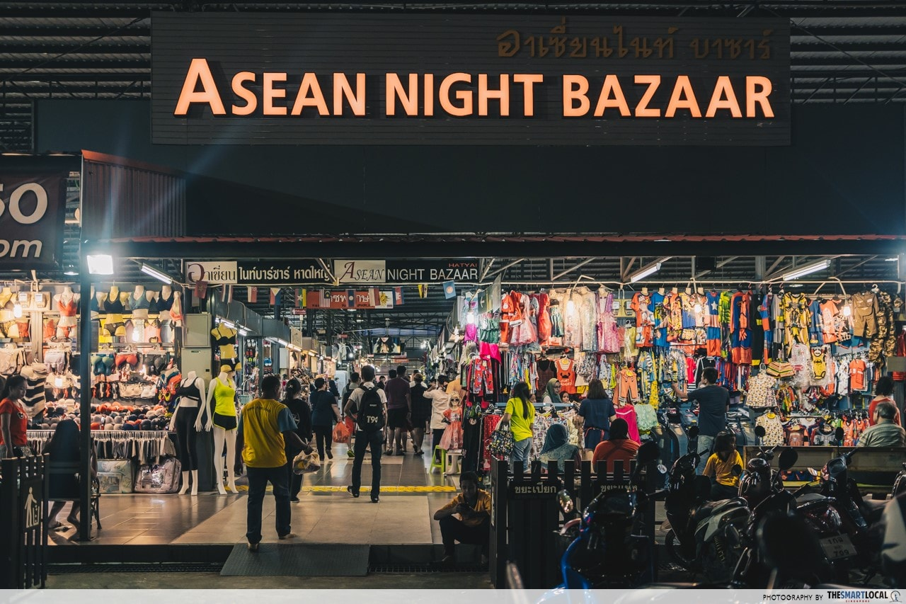 hat yai - Asean Night Bazaar