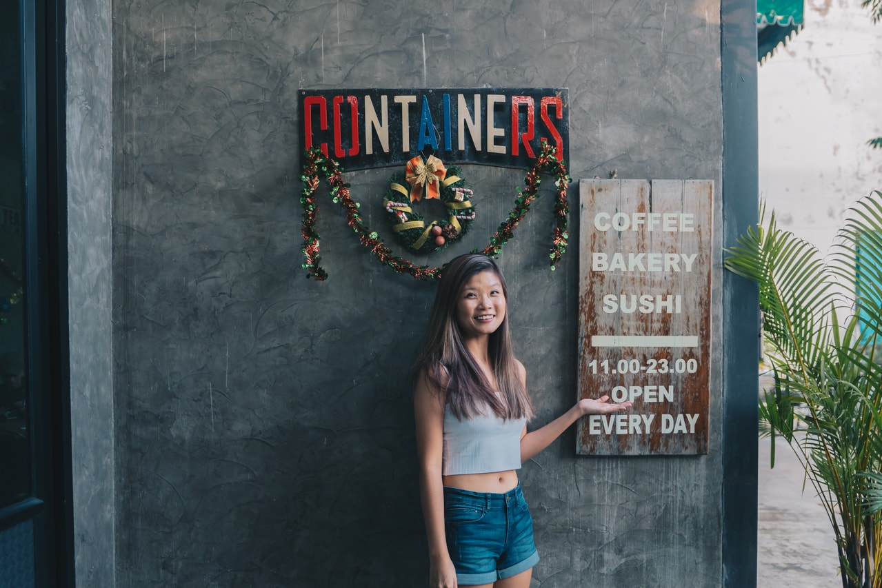 hat yai - Container Coffee House